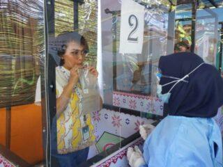 Layanan Genose C19 Sudah Tersedia Di Bandara Lombok