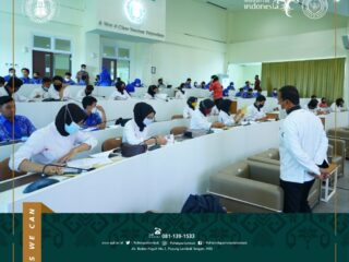 Poltekpar Lombok Tingkatkan Kualitas Mahasiswa Lewat Uji Kompetensi