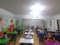 Sekolah Abata Lombok Belajar di masa PPKM Level 4