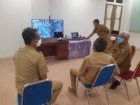 Bupati Pantau Pelaksanaan Tes SKD CPNS dan PPPK Kabupaten Lombok Tengah tahun 2021