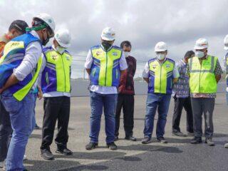 Berkunjung Ke KEK Mandalika, Menteri ESDM Pastikan Pasokan Energi Listrik Di Kawasan Siap Untuk Event WSBK
