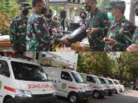 Untuk Percepatan Serbuan Vaksinasi, Modif 6 Mobil Ambulance