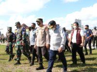 Kejar Taregt 70% Vaksinasi di Loteng, TNI-Polri dan Pemda Kerahakan 150 Vaksinator