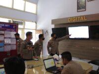 Auditor Madya Tk. III Itwasda Polda NTB Cek Kesiapan Polres Loteng Menuju WBK