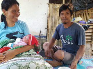 Bayi Berjenis Kelamin Perempuan Ditemukan Di Atas Trotoar Jalan Bypass BIL - Labulia