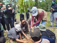 Gubernur dan Bupati Loteng Apresiasi Kegiatan Yayasan Duta Lingkungan NTB dan PWLT Hijaukan Alam