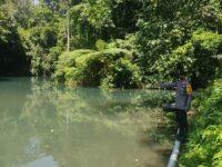 Seorang Pelajar 14 Tahun di Temukan Meninggal di Wisata Danau Biru Lombok Tengah
