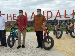 "Pemerintah Pusat "" Siap All Out"" Suksesakan Pelaksanaana MotoGP Mandalika"