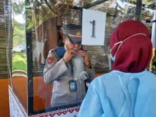 Bandara Lombok Terapkan Tes GeNose Covid-19