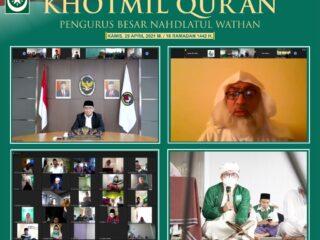 10 Ribu Peserta Semarakkan Nuzulul Quran PBNW