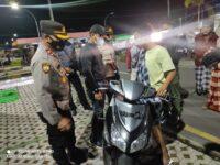 TNI - Polri Tingkatkan Razia di Malam Minggu