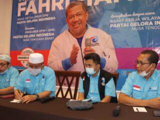 Perekonomian NTB mengalami Kontraksi Minus 1,33 Persen, Partai Gelora Minta Gubernur NTB Fokus Urus Rakyat