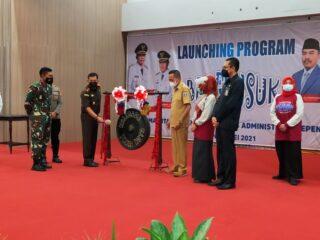 "Memudahkan Pelayanan Kepada Masyarakat, Bupati Lombok Tengah Launching Program ""Begerusuk"""