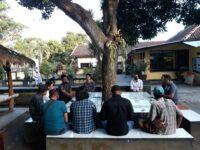 Tingkatkan Kamtibmas  Di Wilayah Kecamatan  Jonggat,Kapolsek Jonggat Undang Kepala Desa Dan Semua Tokoh Masyarakat