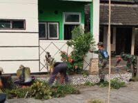 Kodim Loteng Siapkan Tempat Isolasi Terpadu Bagi Warga Positif Covid-19 Di Tiap Zona