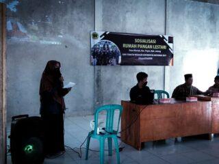 Pemanfaatan Pekarangan Rumah Untuk Menunjang Ketahanan Pangan Masyarakat Desa